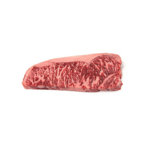 Frozen Wagyu Beef Striploin MB4/5 Portion Cut 2cm 250-300gm
