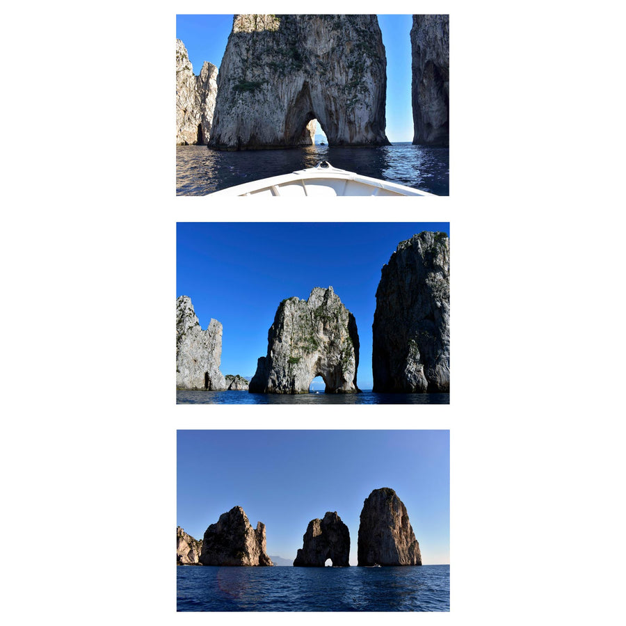 Faraglioni Rock Formations Series