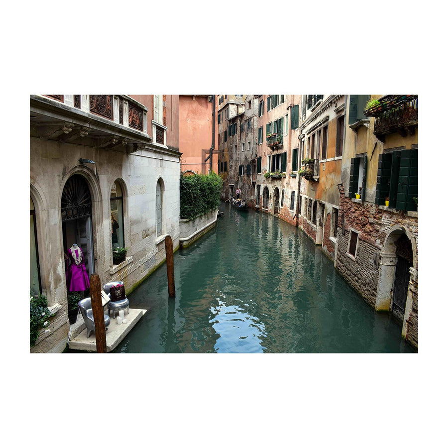 Quiet Canals in Venice