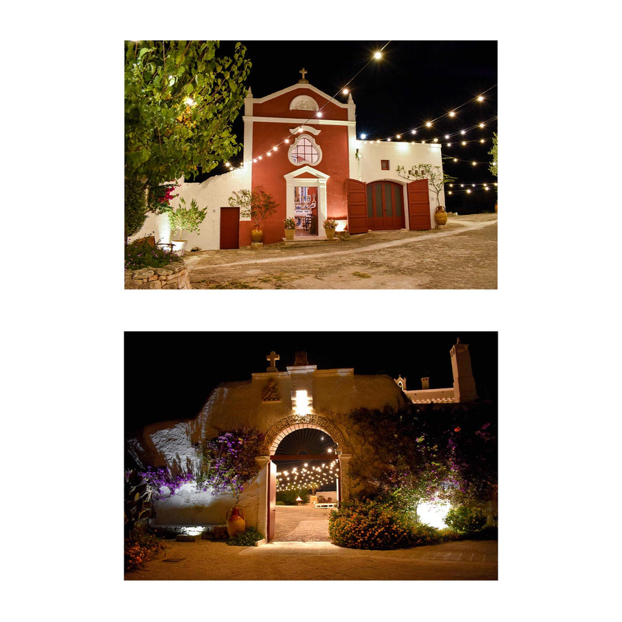 Fairylights Sparkle in Puglia Series