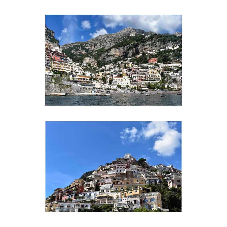 Positano is Pure Paradise Series