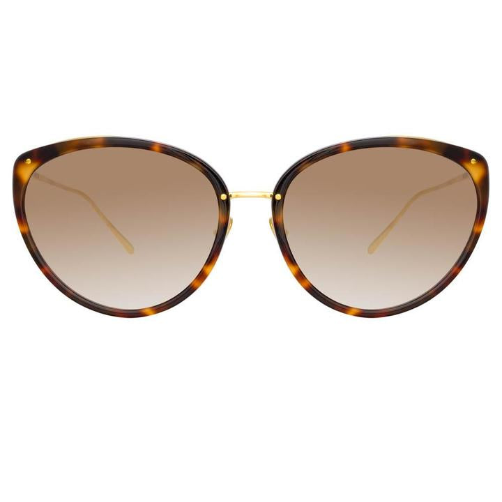 Angelica Tortoise Shell-YG-Brown Gradient
