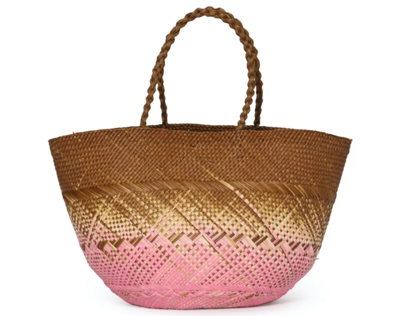 Maple Straw Bag