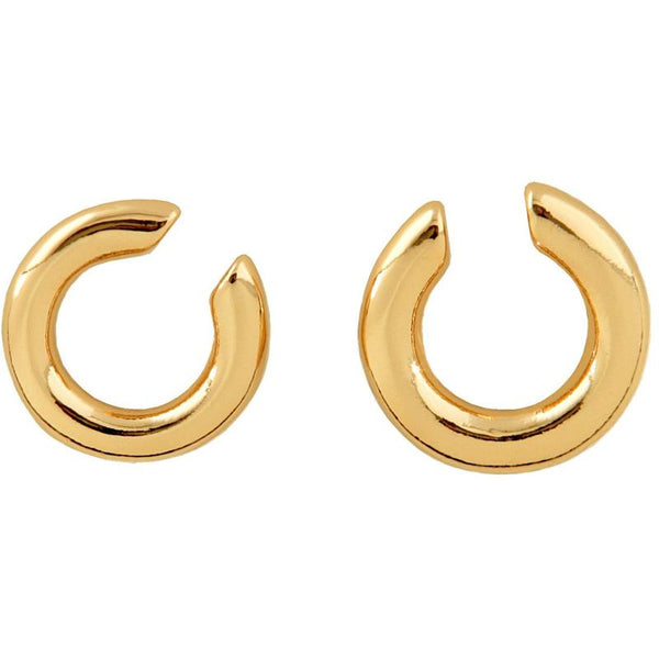 Gold Ear Cuff Set