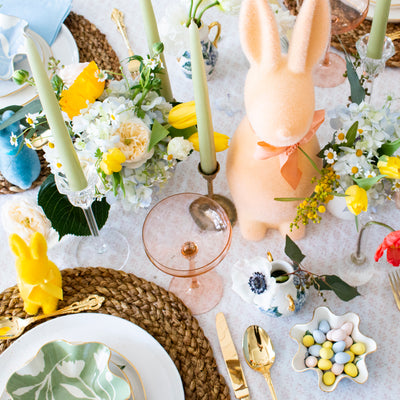 Easter Tablescape 2021