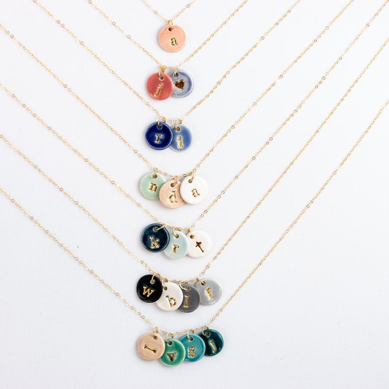 Personalized Initial Necklace