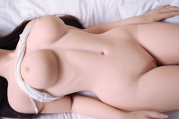 Custom Sex Doll – TPE Alia 140cm | 55.1 inch | 4.6 feet (Free Sex Swing )