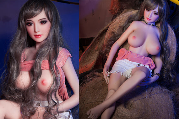 Life Size Silicone Love Doll Diana with Internal Heating -111cm – (3'8 ft)