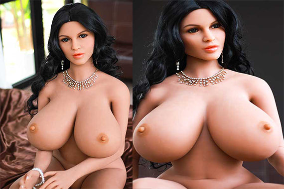 Realistic Life Like Sex doll in TPE – 167cm 5ft4 H-cup Love Doll Tanya