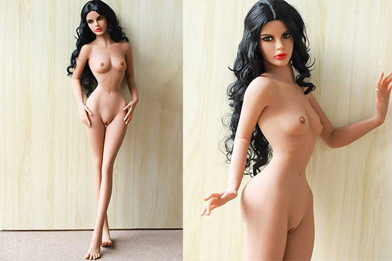 Realistic Sex doll in TPE – 155cm 5ft1 D-cup Love Doll Tina