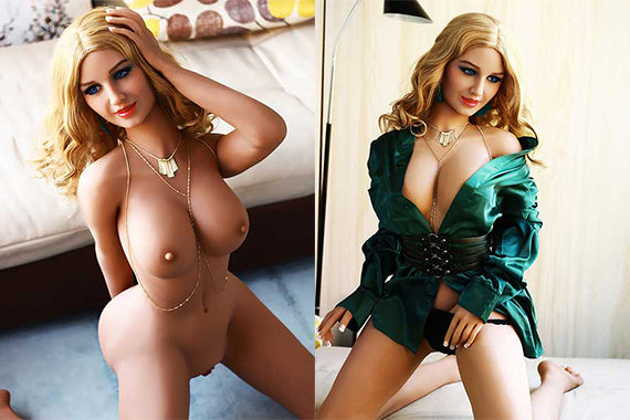 Realistic Sex doll in TPE – 167cm 5ft5 D-cup Love Doll Maya