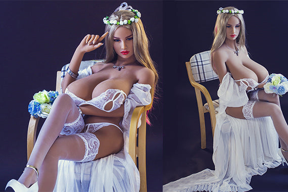 Sex Doll for Men – TPE Nancy 165cm | 65 inch | 5.4 feet (Free Sex Swing)