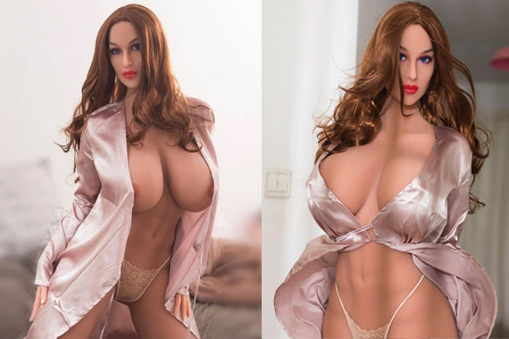 Biggest boobs ever perfect sex doll – TPE Anya 176cm | 69 inch | 5.7 feet (Free Sex Swing)