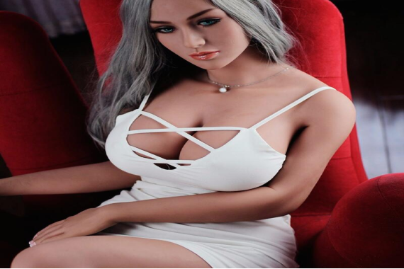 Realistic sex doll - Your porn sexy Elsa -TPE 165cm | 5.4ft Hcup (Free Sex Swing)