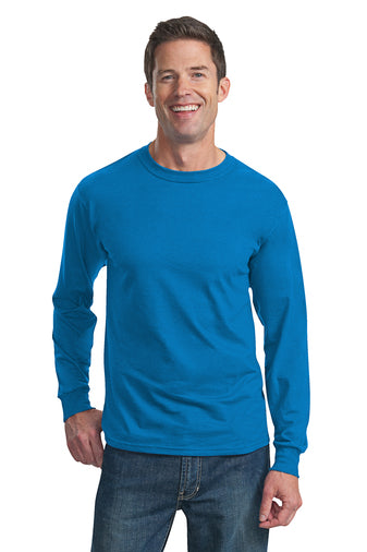 Fruit of the Loom® HD Cotton™ 100% Cotton Long Sleeve T-Shirt