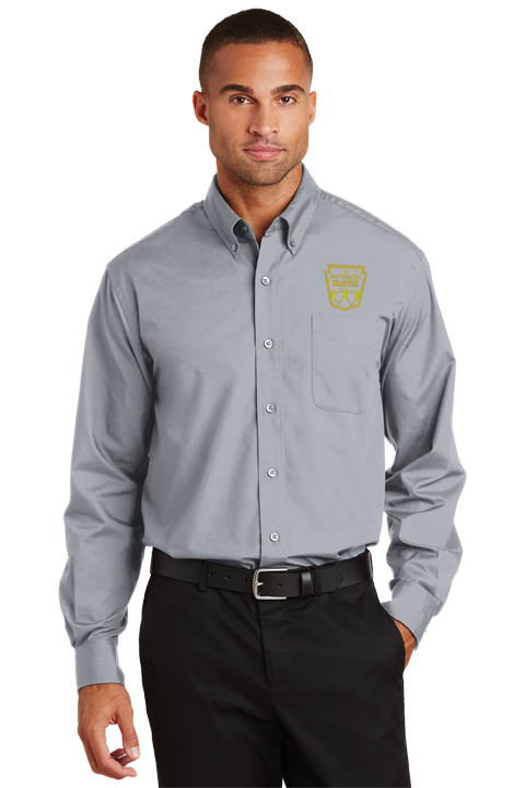 PATERSON HIGH LONG SLEEVE DRESS SHIRTS