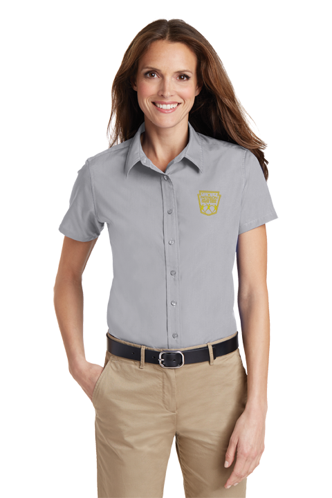 PATERSON HIGH LADIES SHORT SLEEVE DRESS SHIRTS
