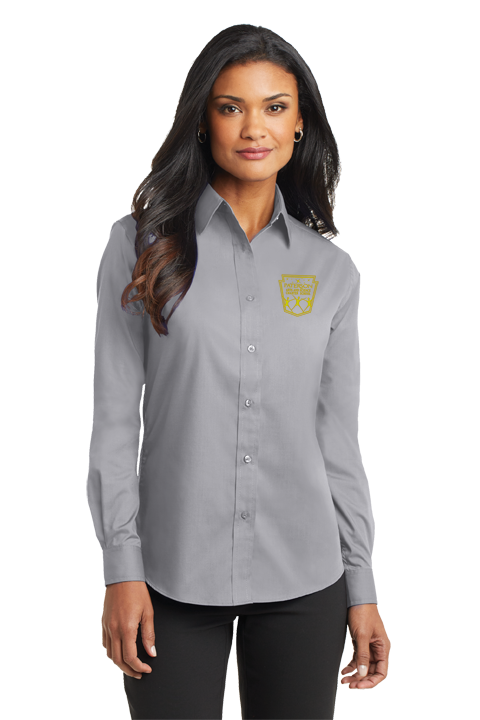 PATERSON HIGH LADIES LONG SLEEVE DRESS SHIRTS