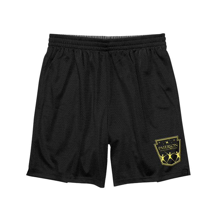 PATERSON ELEMENTARY/MIDDLE GYM SHORTS
