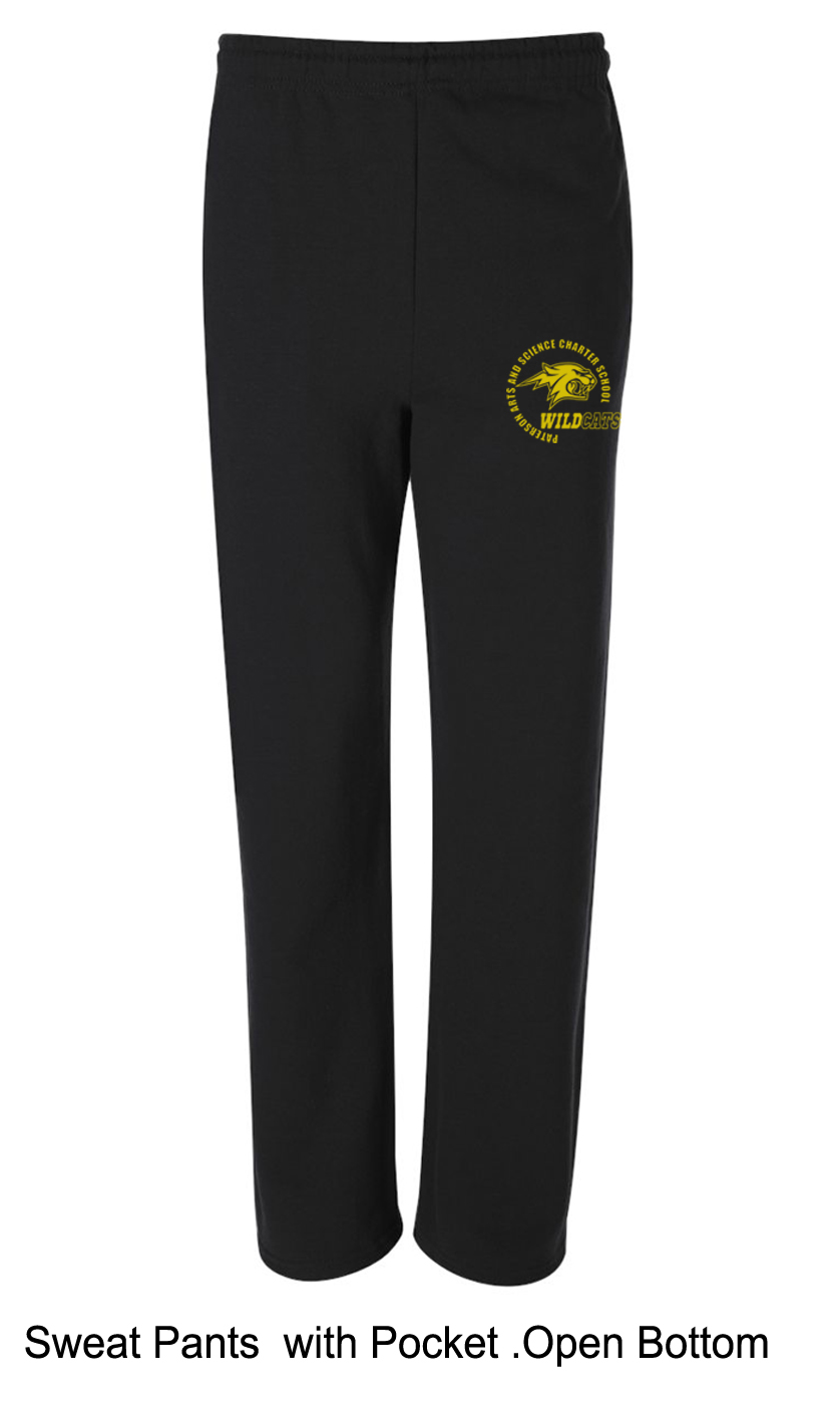 PATERSON HIGH SWEAT PANTS