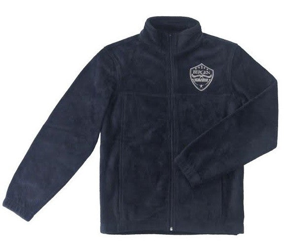 BERGEN ELEMENTARY/MIDDLE FLEECE JACKET