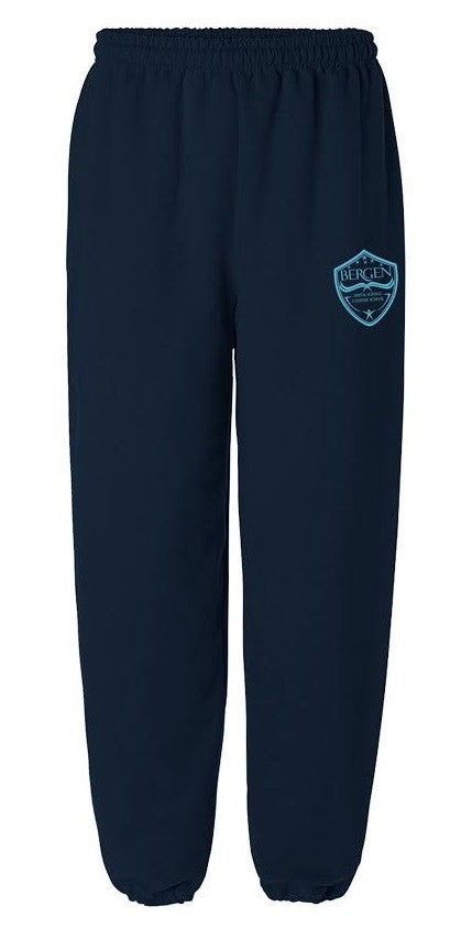 BERGEN ELEMENTARY/MIDDLE SWEAT PANTS