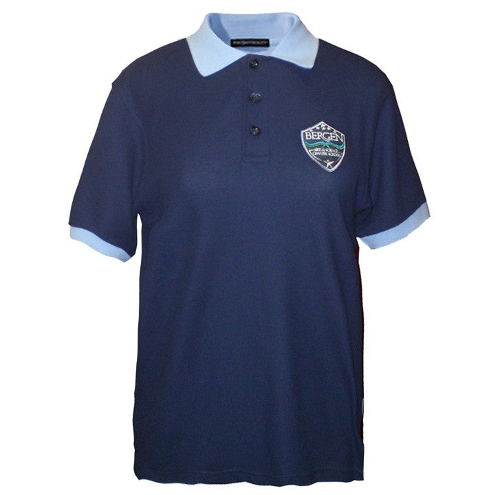 BERGEN ELEMENTARY/MIDDLE POLO SHIRTS