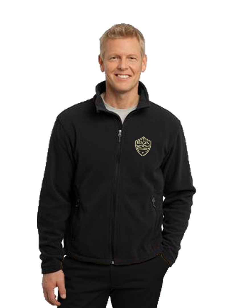 BERGEN HIGH FLEECE JACKET