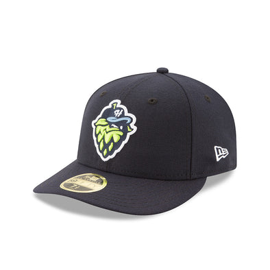 New Era 59FIFTY Official Home Cap - Low Crown, Hillsboro Hops