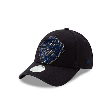New Era Women's Logo Dazzle 9FORTY, Hillsboro Hops