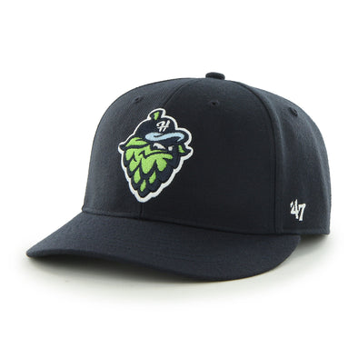 47 Brand Home Bullpen MVP Adjustable Cap, Hillsboro Hops