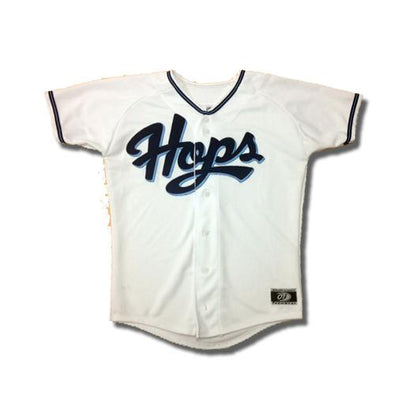 OT Sports Replica Home Jersey - Youth, Hillsboro Hops