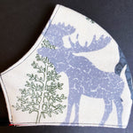 Warm Flannel Elk  - Soft & Warm Flannel Collection