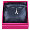 Starfish Necklace, 925 Sterling Silver