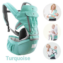 Load image into Gallery viewer, The Loving Mom Ergonomic Carrier (6-in-1)