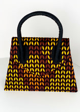 Load image into Gallery viewer, Bisty Gal Purse- Brown/Yellow