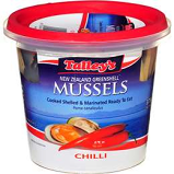 Talley's Chilled Marinated Mussels 375g