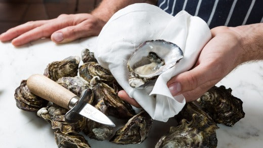 TAS (St. Helens) Closed Oysters
