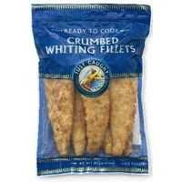 J/C Crumbed Whiting Fillets 1kg