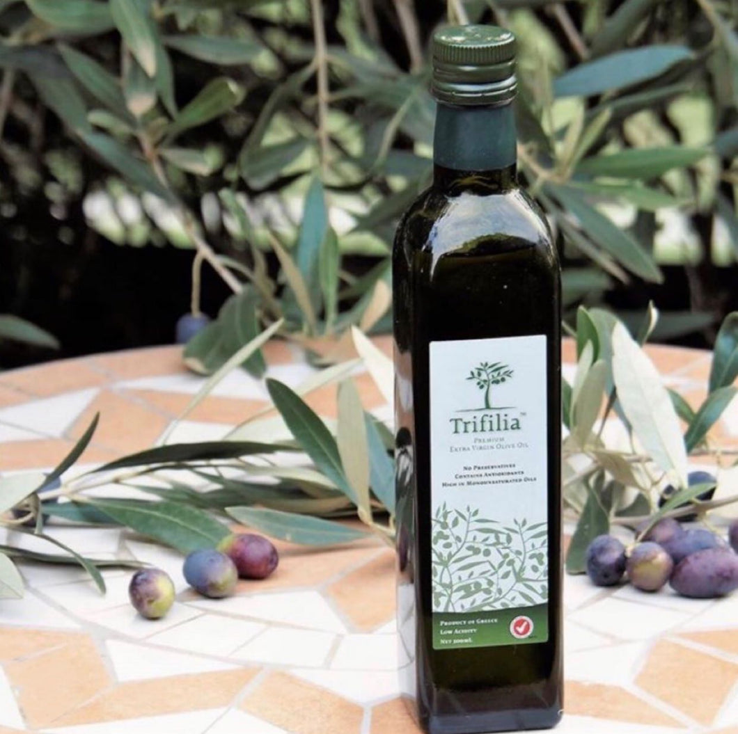 Premium Extra Virgin Trifilia Olive Oil 500ml