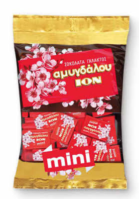 Ion Mini Almond Chocolate