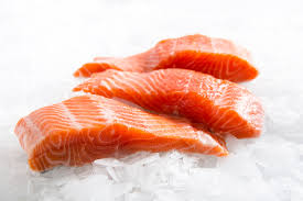 Salmon Portions Skin Off 180g