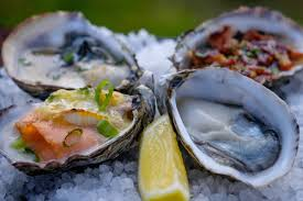 TAS (St. Helens) Open Oysters