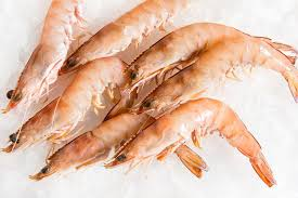 SA Parissos Whole Raw Prawns