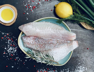 Snapper Fillets Boneless