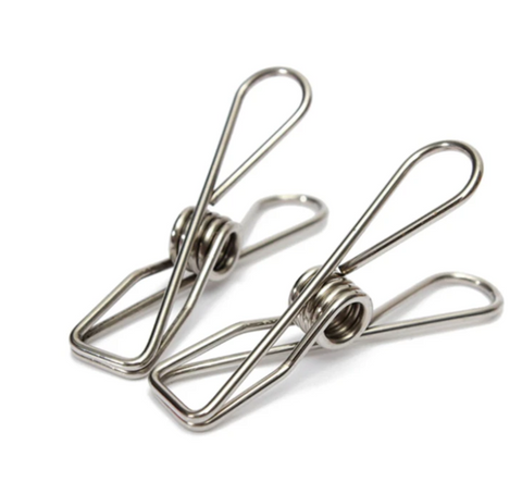 Stainless Steel Clothes Pegs