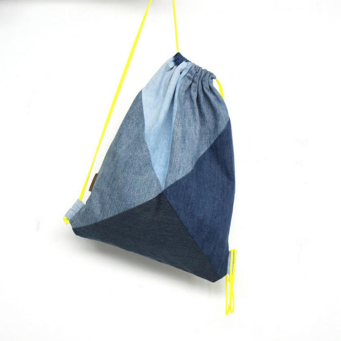 Denim Festivalbag