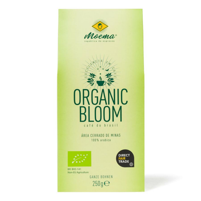 Organic Bloom Bio Kaffee (250g)