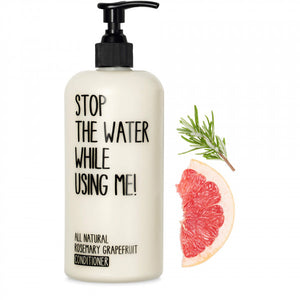 Rosemary Grapefruit Conditioner von Stop the water while using me