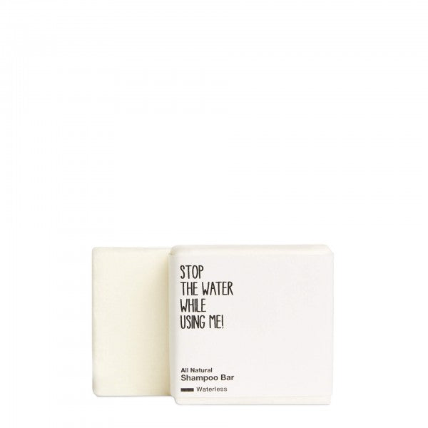 All Natural Shampoo Bar – Waterless Edition